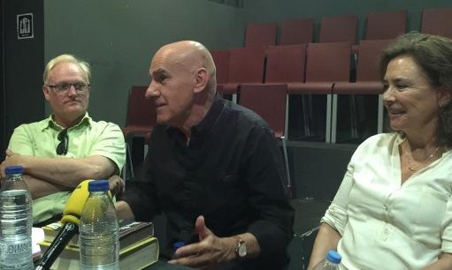 Roda de premsa UNA FAMILIA INDECENT - Teatre Gaudi - Voltar i Voltar 1 - 1