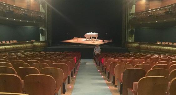Teatre Romea buit