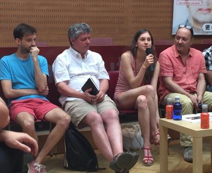Toni Guillemat - Albert Mestres - Anja Novak - Ramon Simo - 1