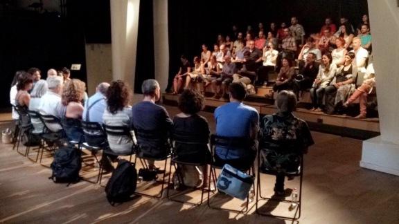 Teatre Akademia - roda de premsa