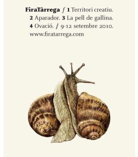 Fira Tàrrega - Cargol