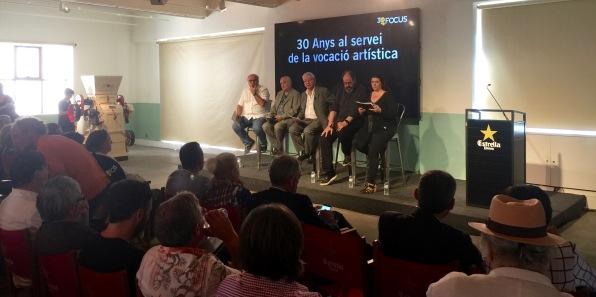 Roda de premsa - Presentació temporada Grup FOCUS - Voltar i Voltar - 11