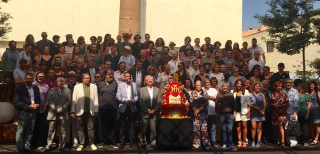 Roda de premsa - Presentació temporada Grup FOCUS - Voltar i Voltar - 7
