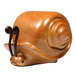 cargol-fusta