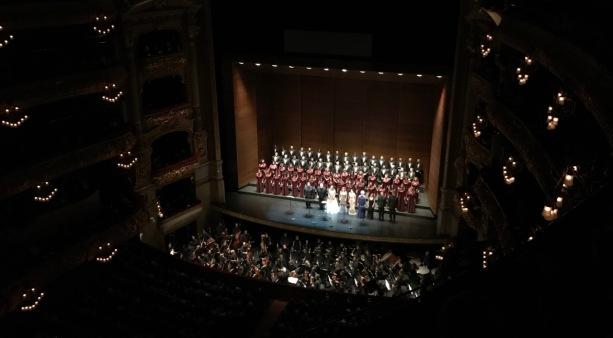 THAÏS - Gran Teatre del Liceu - Voltar i Voltar - 1