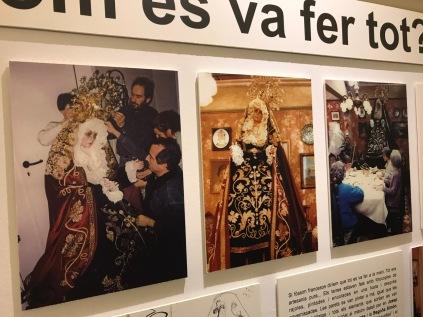 exposició Les Teresines. 25 anys - Teatre Coliseum - Voltar i Voltar - 13
