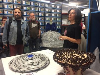 Fons del futur Museu d'Arts Escèniques - Institut del Teatre - 20.05.2017 - Voltar i Voltar - 13