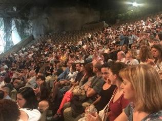 Teatre Grec - Calígula - Voltar i Voltar - 1