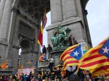 anifestació a Brussel.les - 07.12.2017 - - 10