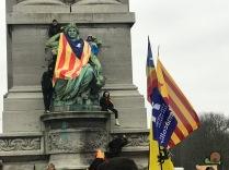 anifestació a Brussel.les - 07.12.2017 - - 17