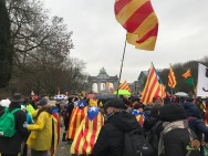 anifestació a Brussel.les - 07.12.2017 - - 3