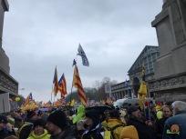 anifestació a Brussel.les - 07.12.2017 - - 5
