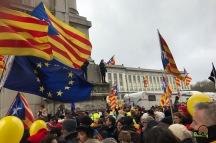 anifestació a Brussel.les - 07.12.2017 - - 8