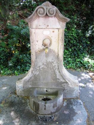 Font del Cargol a Montjuïc 2