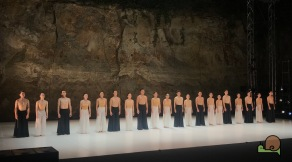 PINE SMOKE - CLOUD GATE DANCE THEATRE OF TAIWAN - Teatre Grec - Voltar i Voltar - - 1