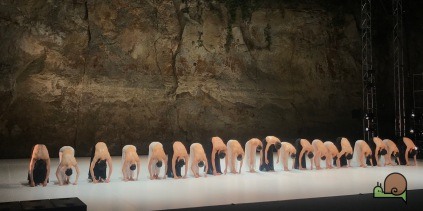 PINE SMOKE - CLOUD GATE DANCE THEATRE OF TAIWAN - Teatre Grec - Voltar i Voltar - - 2