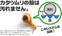 cargol japones 15