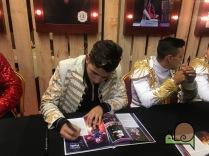 FESTIVAL INTERNACIONAL DEL CIRC ELEFANT D'OR 2019 - Signatures d'artistes - Voltar i Voltar - - 5