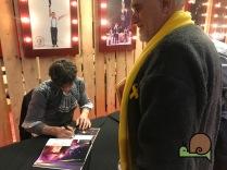 FESTIVAL INTERNACIONAL DEL CIRC ELEFANT D'OR 2019 - Signatures d'artistes - Voltar i Voltar - - 7