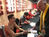 FESTIVAL INTERNACIONAL DEL CIRC ELEFANT D'OR 2019 - Signatures d'artistes - Voltar i Voltar - - 8